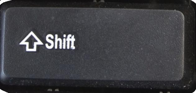 клавиша шифт на клавиатуре фото муж